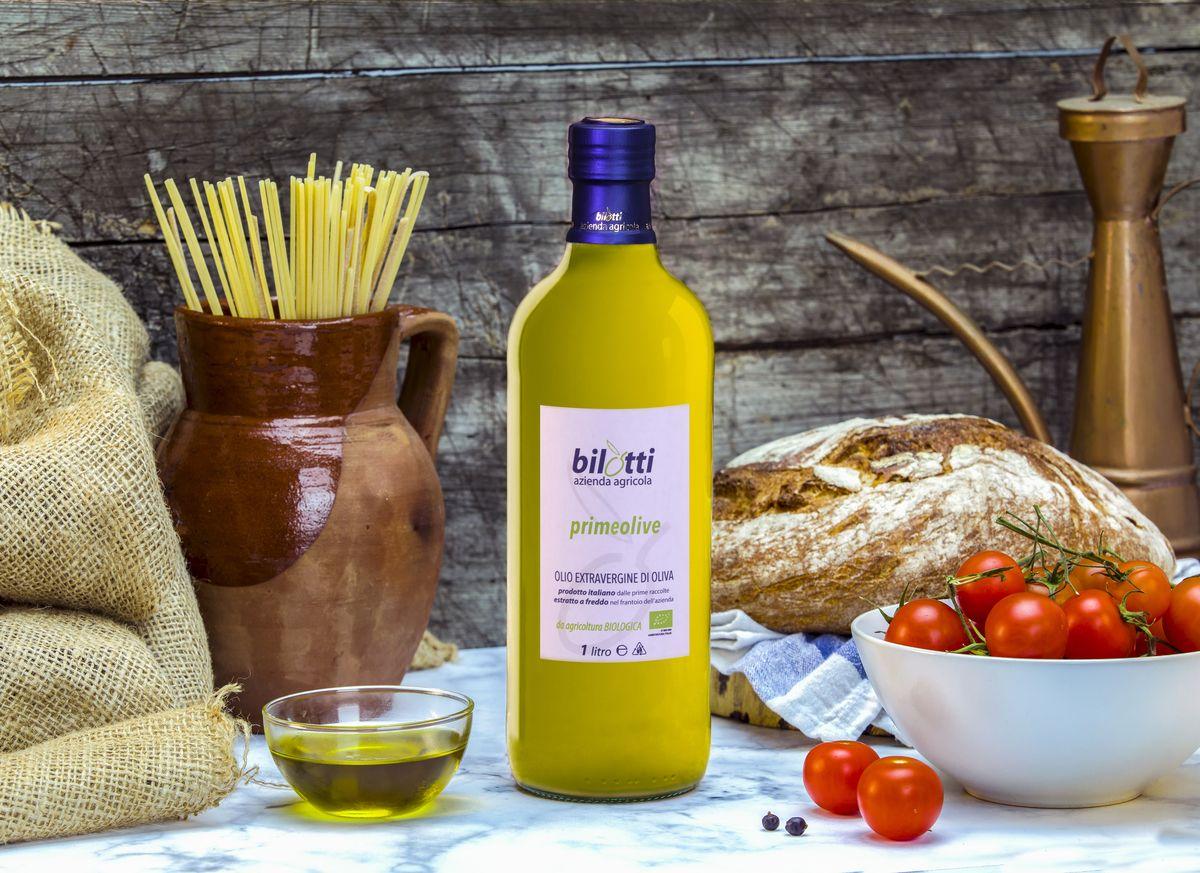 L'olio extravergine di oliva in cucina